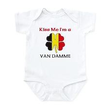Van Damme Family Infant Bodysuit