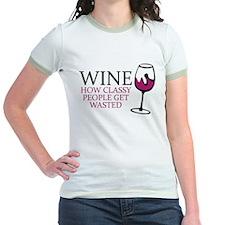 Wine Classy People T-Shirt