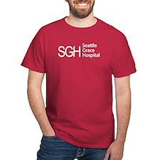 SGH Logo Red T-Shirt