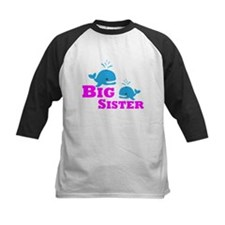 Big Sister Whale Baseball Jersey