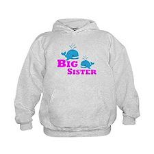 Big Sister Whale Hoodie