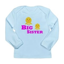 Big Sister Chick Long Sleeve T-Shirt