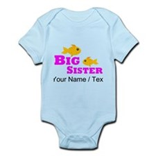 Custom Big Sister Gold Fish Body Suit