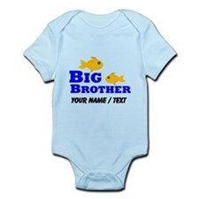 Custom Big Brother Gold Fish Body Suit