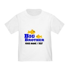 Custom Big Brother Gold Fish T-Shirt