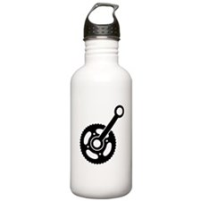 Bike wheel gear Water Bottle