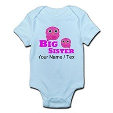 Custom Big Sister Owl Body Suit