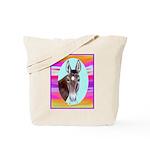 Horses and Mules Tote Bag