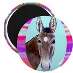 Horses and Mules Magnet
