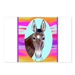 Horses and Mules Postcards (Package of 8)