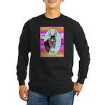 Horses and Mules Long Sleeve Dark T-Shirt