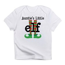 Auntie's Little Elf Infant T-Shirt