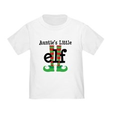 Auntie's Little Elf T