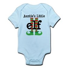 Auntie's Little Elf Infant Bodysuit
