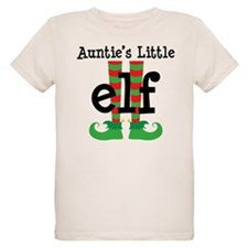 Auntie's Little Elf T-Shirt