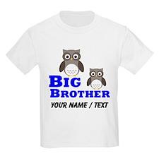Custom Big Brother Owl T-Shirt