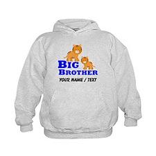 Custom Big Brother Tiger Hoodie