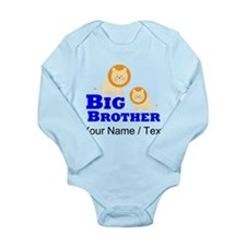 Custom Big Brother Lion Body Suit