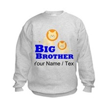 Custom Big Brother Lion Sweatshirt