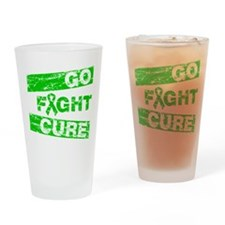Cerebral Palsy Go Fight Cure Drinking Glass