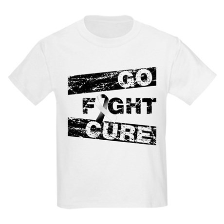 Carcinoid Cancer Go Fight Cure Kids Light T-Shirt