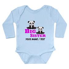 Custom Big Sister Panda Body Suit