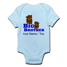 Custom Big Brother Bear Body Suit