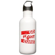 Aplastic Anemia Go Fight Cure Water Bottle