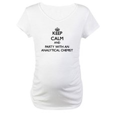 Keep Calm and Party With an Analytical Chemist Mat
