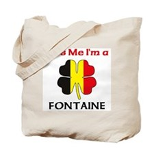Fontaine Family Tote Bag