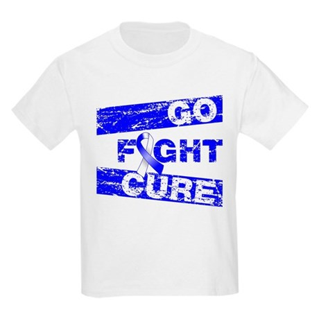 ALS Go Fight Cure Kids Light T-Shirt