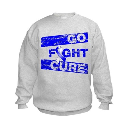 ALS Go Fight Cure Kids Sweatshirt