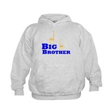 Big Brother Giraffe Hoodie