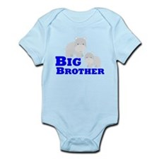 Big Brother Hippo Body Suit