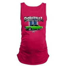 NEW GREEN CAR Maternity Tank Top