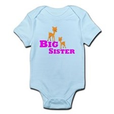 Big Sister Deer Body Suit