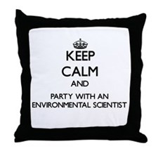 Keep Calm and Party With an Environmental Scientis