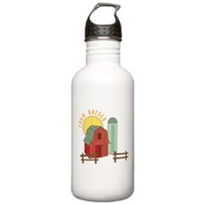 Farm Raised Water Bottle