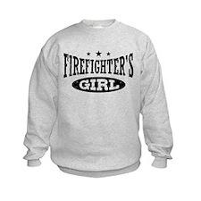 Firefighter's Girl Sweatshirt