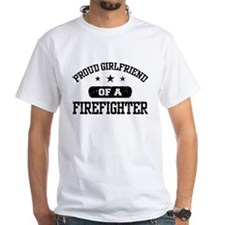 Proud Girlfriend of a Firefighter Shirt