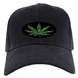 Pot Leaf Baseball Hat