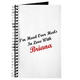In Love with Briana Journal