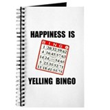 BINGO HAPPY Journal