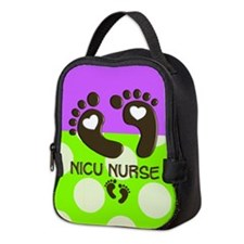 NICU Nurse Neoprene Lunch Bag