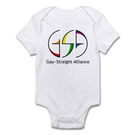 GSA Spin Infant Bodysuit