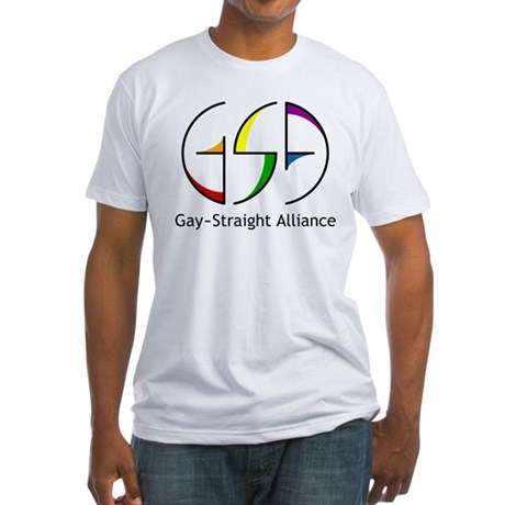 GSA Spin Fitted T-Shirt