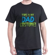 This is my DAD costume! funny Halloween design T-S