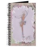 Arabesque from Behind Ballet Journal