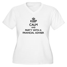 Keep Calm and Party With a Financial Adviser Plus
