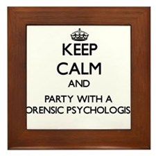 Keep Calm and Party With a Forensic Psychologist F